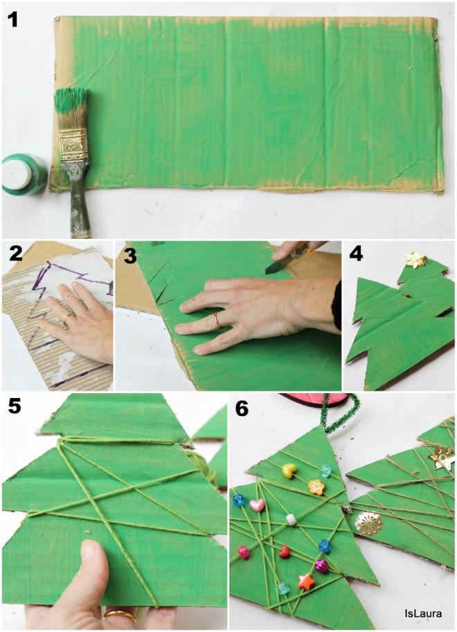 Tutorial-alberi-di-Natale-con-cartoncino